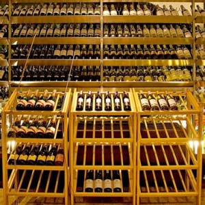 The Vijitt - Luxury Thailand Honeymoon Packages - wine cellar