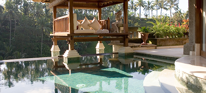Viceroy Bali - Bali Honeymoon - pool villa