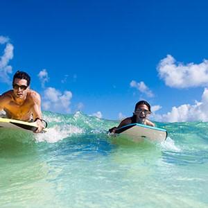 Watersports - Sandals Barbados - Luxury Barbados Honeymoon Packages