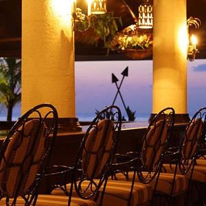 coral reef club - barbados honeymoon packages - bar