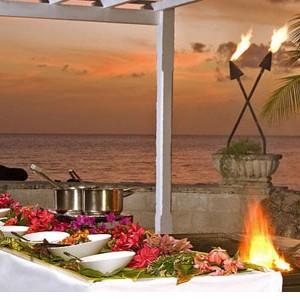 coral reef club - barbados honeymoon packages - chef