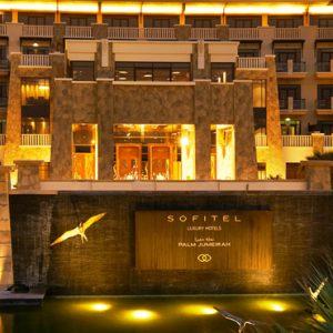 Exterior Sofitel The Palm Dubai Dubai honeymoon Packages