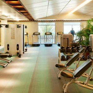 Gym Sofitel The Palm Dubai Dubai honeymoon Packages