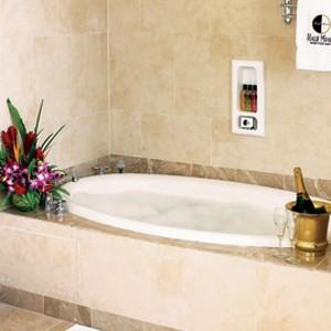 half moon a rock resort - jamaica honeymoon packages - bathroom