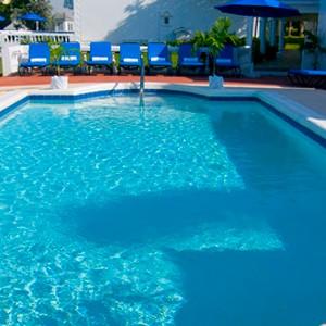 half moon a rock resort - jamaica honeymoon packages - private pool