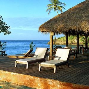 laluna resort - grenada honeymoon packages - pool view
