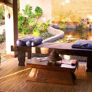 laluna resort - grenada honeymoon packages - spa entrance