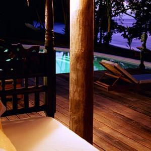 laluna resort - grenada honeymoon packages - sunset