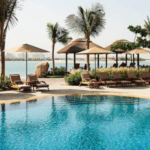 Pool 4 Sofitel The Palm Dubai Dubai honeymoon Packages