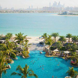Pool 5 Sofitel The Palm Dubai Dubai honeymoon Packages