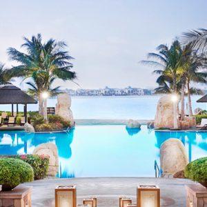Pool Sofitel The Palm Dubai Dubai honeymoon Packages
