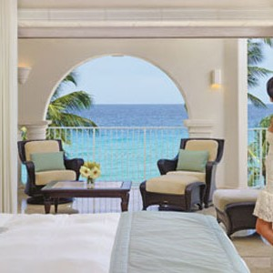 saint peter's bay - barbados honeymoon packages - bedroom