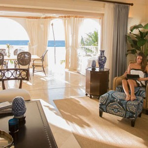 saint peter's bay - barbados honeymoon packages - lounge