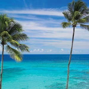 saint peter's bay - barbados honeymoon packages - sea