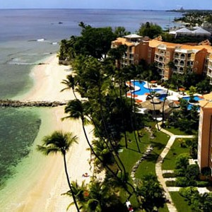 saint peter's bay - barbados honeymoon packages - view