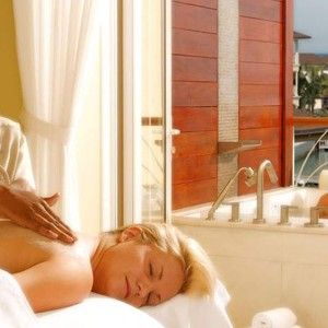 the landings hotel - st lucia honeymoon packages - spa