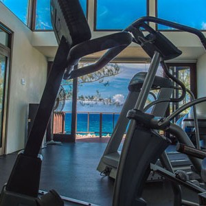 the trident hotel - jamaica honeymoon packages - gym