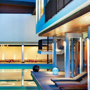 w retreat koh samui - thailand honeymoon packages - pool 2