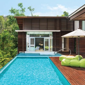 w retreat koh samui - thailand honeymoon packages - private pool copy