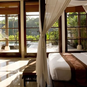 Karma Jimbaran - bali honeymoon packages - bedroom