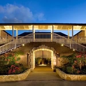Antigua honeymoon packages - The Inn - exterior