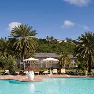 Antigua honeymoon packages - The Inn - Pool