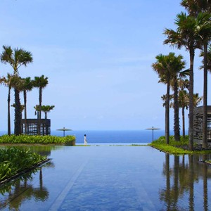 alila villas uluwatu - bali honeymoon packages - ocean front