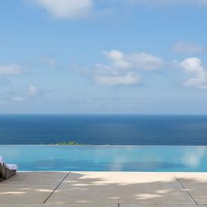 alila uluwatu - bali honeymoon packages - ocean view