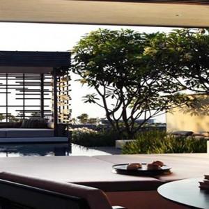 alila uluwatu - bali honeymoon packages - villa interior