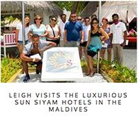 leigh visits maldives blog