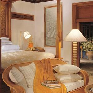 the oberoi bali - bali honeymoon packages - bedroom 2