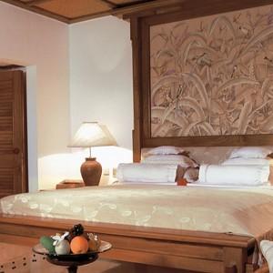 the oberoi bali - bali honeymoon packages - bedroom