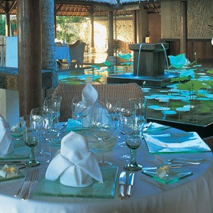 the oberoi bali - bali honeymoon packages - dining