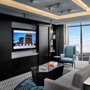 Las Vegas honeymoon Packages Cosmopolitan Las Vegas Reception Suite