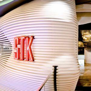 Las Vegas honeymoon Packages Cosmopolitan Las Vegas STK