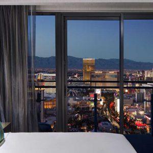 Las Vegas honeymoon Packages Cosmopolitan Las Vegas Terrace One Bedroom Fountain View