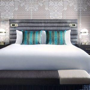 Las Vegas honeymoon Packages Cosmopolitan Las Vegas Terrace Suite Fountain View