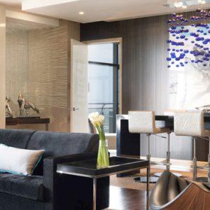 Las Vegas honeymoon Packages Cosmopolitan Las Vegas The Chelsea Penthouse