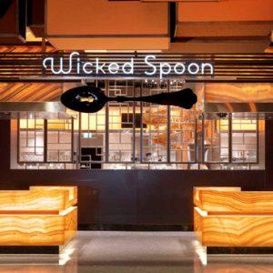 Las Vegas honeymoon Packages Cosmopolitan Las Vegas Wicked Spoon