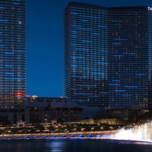 Las Vegas honeymoon Packages Cosmopolitan Las Vegas Exterior