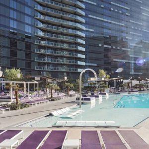 Las Vegas honeymoon Packages Cosmopolitan Las Vegas Pool