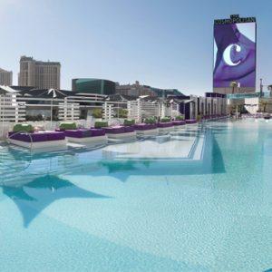 Las Vegas honeymoon Packages Cosmopolitan Las Vegas Pool 3