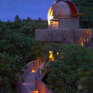 Maldives Honeymoon Packages Soneva Fushi Maldives 4 Bedroom Soneva Fushi Astronomy Tower