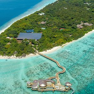 Maldives Honeymoon Packages Soneva Fushi Maldives 4 Bedroom Soneva Fushi Exterior