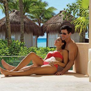 Mexico Honeymoon Packages Secrets Akumal Riviera Maya Preferred Club Junior Suite Swim Out Ocean Front