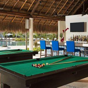 Mexico Honeymoon Packages Secrets Akumal Riviera Maya Halftime Bar
