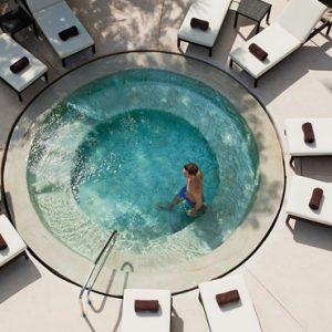 Mexico Honeymoon Packages Secrets Akumal Riviera Maya Jacuzzi