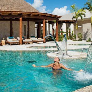 Mexico Honeymoon Packages Secrets Akumal Riviera Maya Pool
