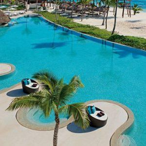 Mexico Honeymoon Packages Secrets Akumal Riviera Maya Pool 3