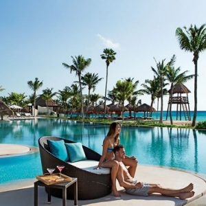 Mexico Honeymoon Packages Secrets Akumal Riviera Maya Pool 4
